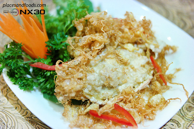 chakri stuffed crab