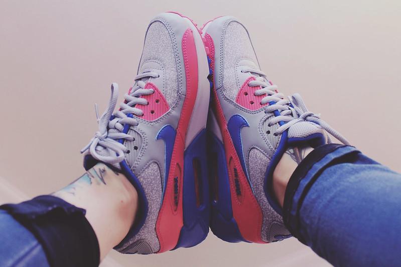 Nike Max 90 Cheetah