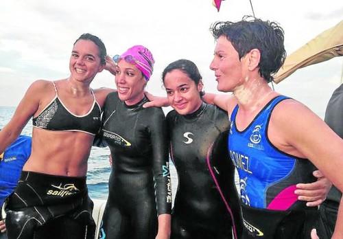 AionSur 15388819144_dc9c7b6c11_d Miriam Gómez, una ex del Ohmio que desafió al Estrecho para cumplir su sueño y el de muchos otros Atletismo Deportes