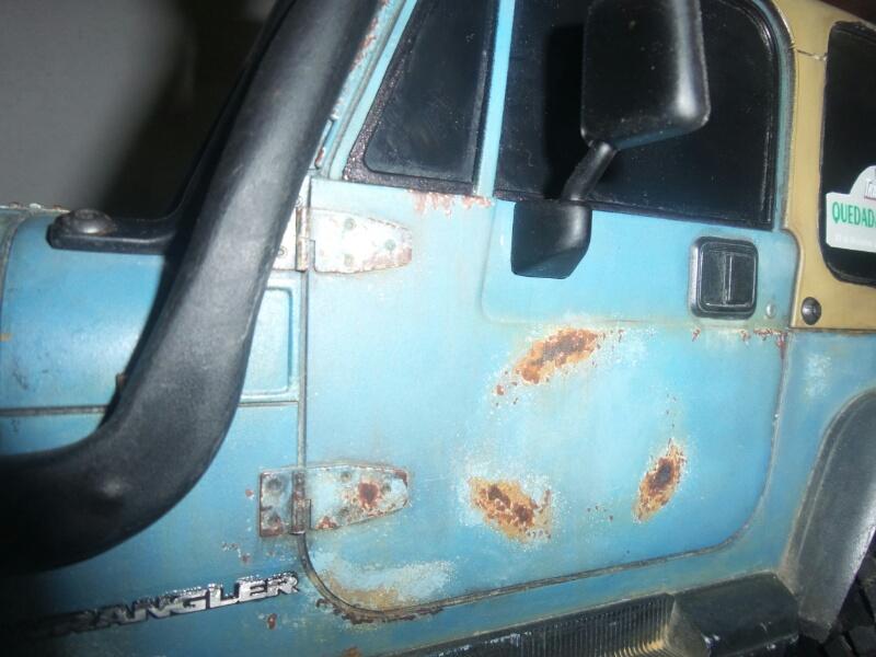 Jeep Wrangler YJ RcModelex 15441679094_9d3497452e_o