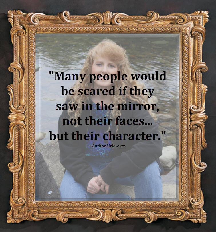 sherry redhead riter framed at the river quote2