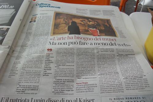 L'arte ha bisogno di musei?!