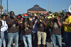 275 Da Truth Brass Band