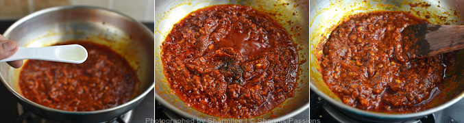 Schezwan Sauce Recipe - Step4