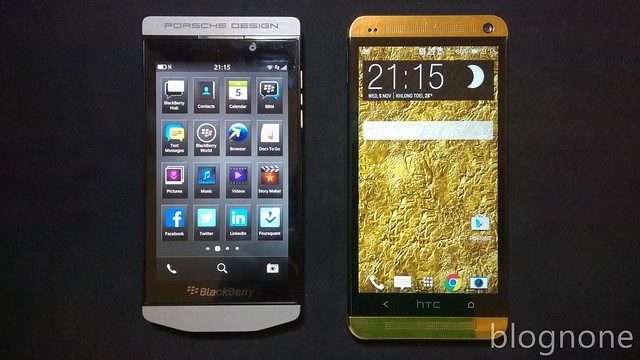P'9982 vs. HTC One M7