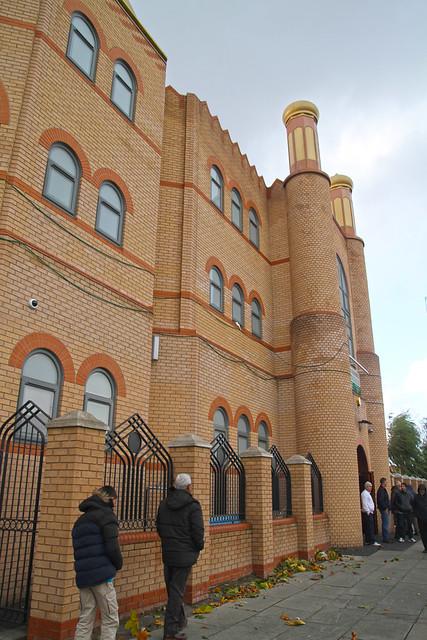 Autumn UK Trip 2014 - Liverpool Mosque