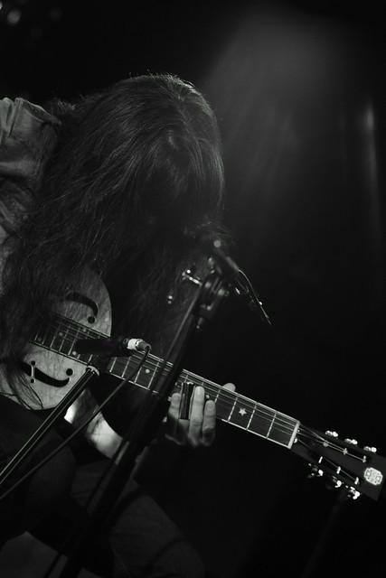 100 FEET live at 獅子王, Tokyo, 12 Nov 2014. 054