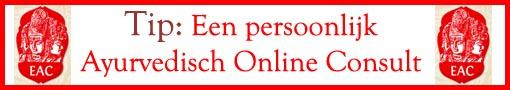 Ayurvedisch online consult