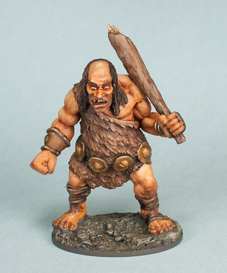 Scratch-built Hill Giant