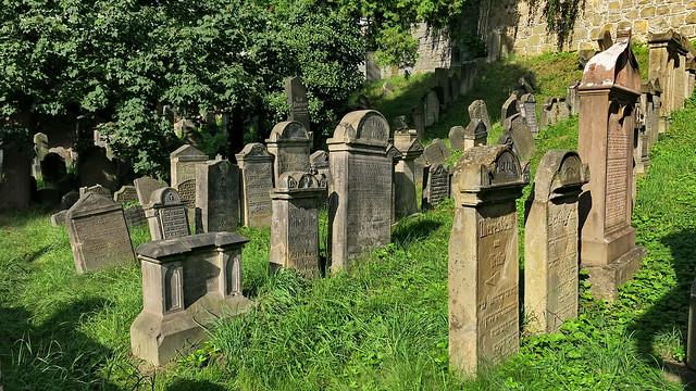 Turnov, židovský hřbitov