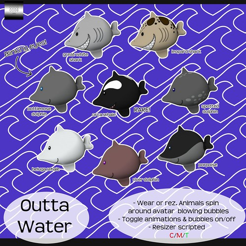 even.flow - Outta Water! Gacha