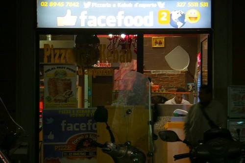 Per chi vorrebbe #Facebook ovunque!?