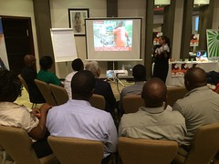 Jane's workshop at the SUN Business Network
