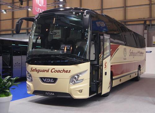 Euro Bus Expo 2014 - VDL Futura