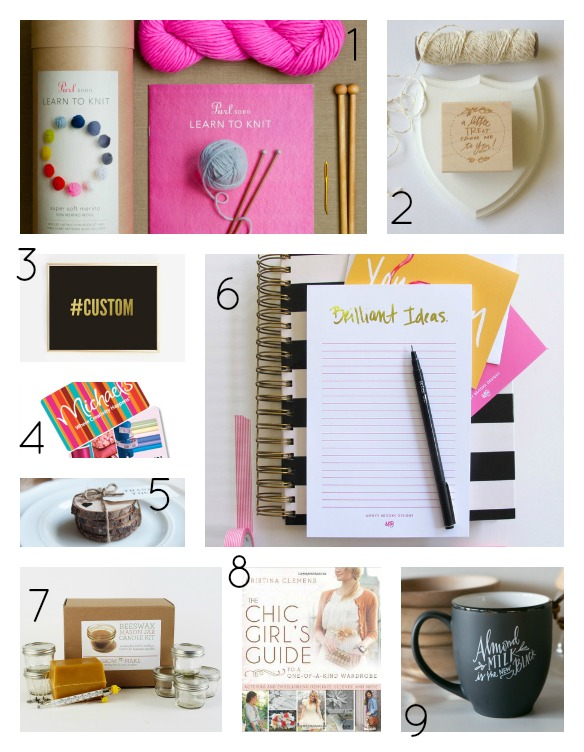 crafter's gift guide