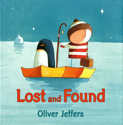 Lost and Found, cover