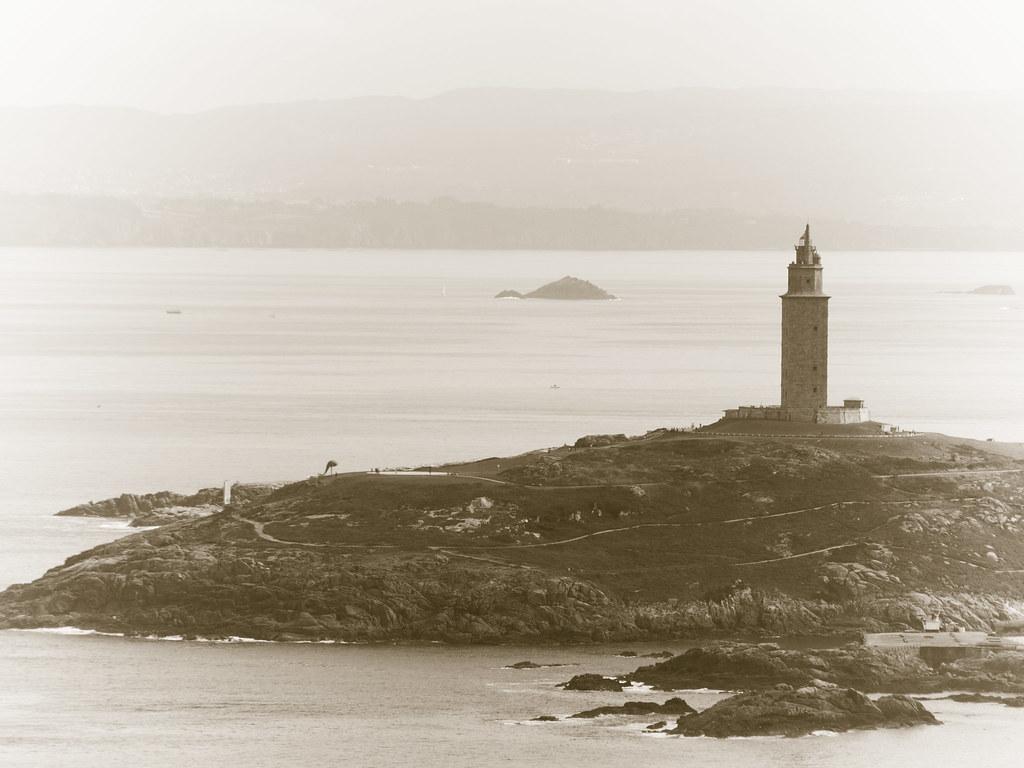 Old Coruña
