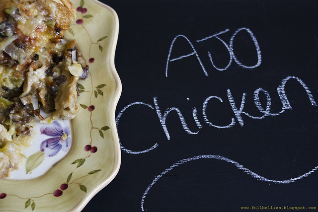 Ajo Chicken