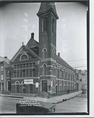 11722  U. S.  Williamsburg New York Jewish Synagogue