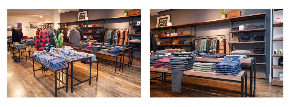 Frank & Oak - Queen Street Store 1