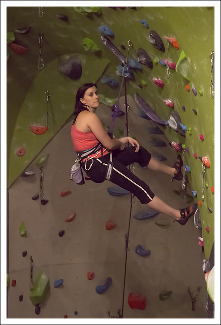 Indoor Climbing Wall 3