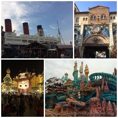 東京海洋迪士尼(Tokyo Disney Sea)