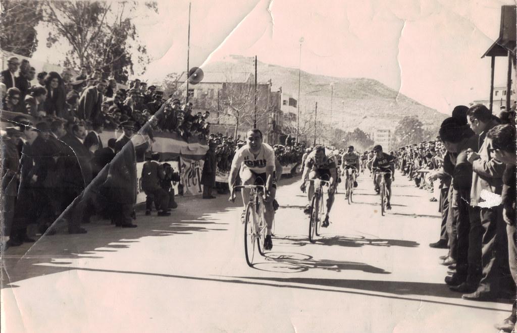 2 tappa Giro del Levante (volata finale)
