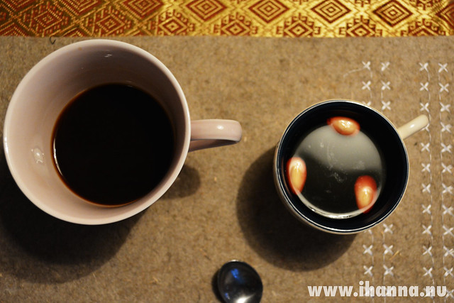 Coffee and glögg by iHanna, Photo Copyright Hanna Andersson