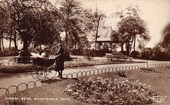 Mountsfield Bandstand
