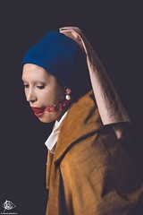 Fetish Reloaded I - Girl with a Pearl Earring - Limited Edition 1 of 4