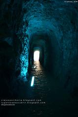 Túnel de Sa Calobra (Escorca, Mallorca)