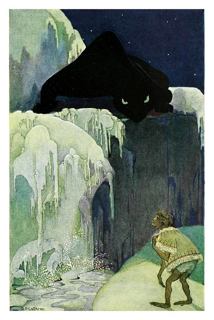 004-The three Mulla-mulgars -1919- Ilustrado por Dorothy P. Lathrop