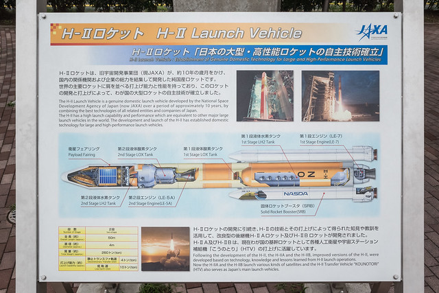 20141207_02_H-II ロケット(Launch Vehicle)