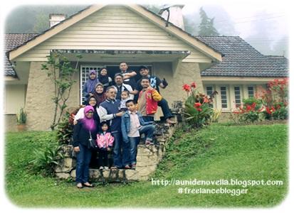 Cuti-Cuti Cameron Highland Banglo Kilat TNB - Part 7 - Destinasi Terakhir !