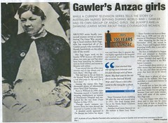 Anzac Girls from Gawler Bunyip 10Sep2014