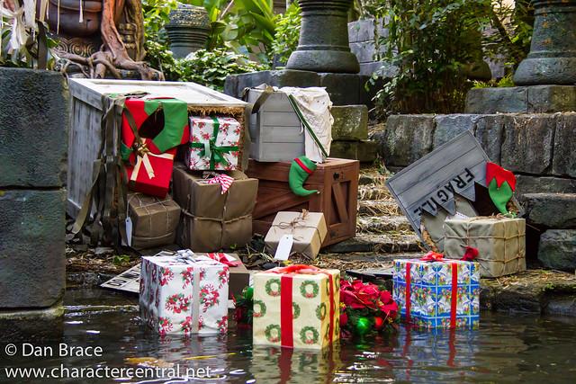 The Jingle Cruise