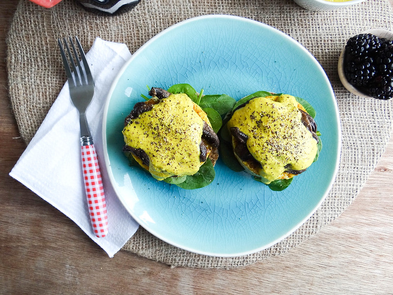 Vegan Eggs Bene // SMBP