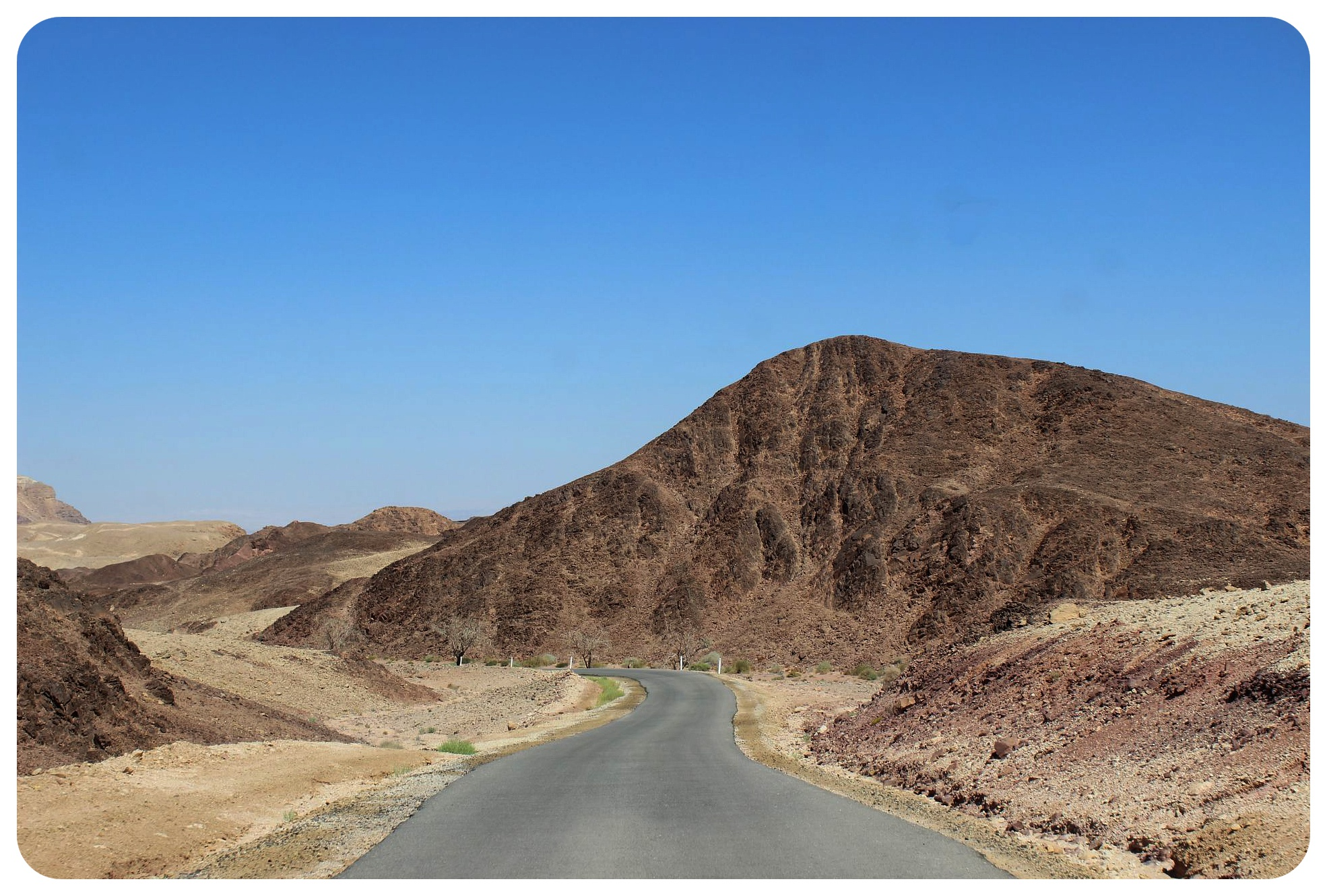 timna park road israel
