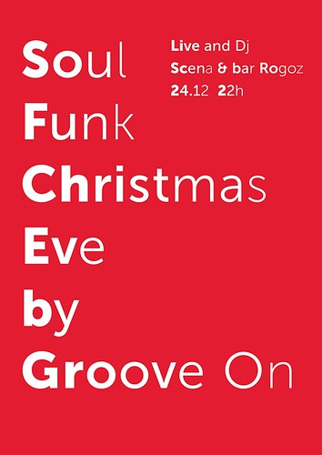Soul Funk Christmas Eve by Groove On