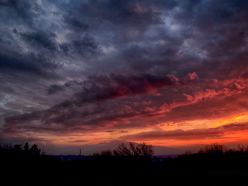 winter sky clouds atmosphere greeksunset ηλιοβασιλεμα canonsunset ατμοσφαιρα