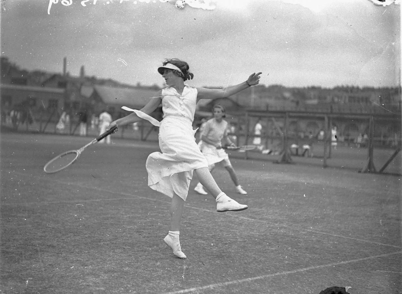 Lawn Tennis Country Carnival, January 1935, Rushcutters Bay, by Sam Hood