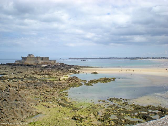 Saint-Malo. Bretagna