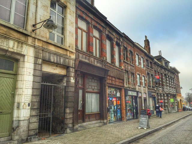 Rue de Nimy (Mons, Bélgica)