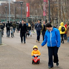 Stroll on the Southbank