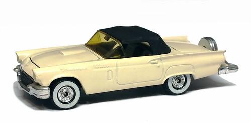 Corgi Thunderbird 1957