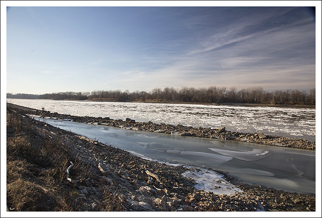 Ice On The Missouri 2015-01-10 3