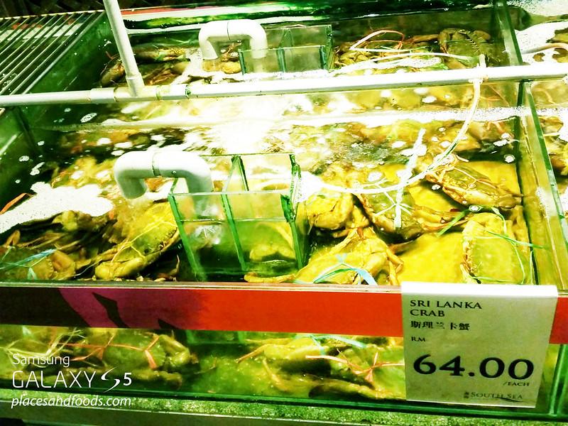 south sea seafood sri lanka crab price 2015