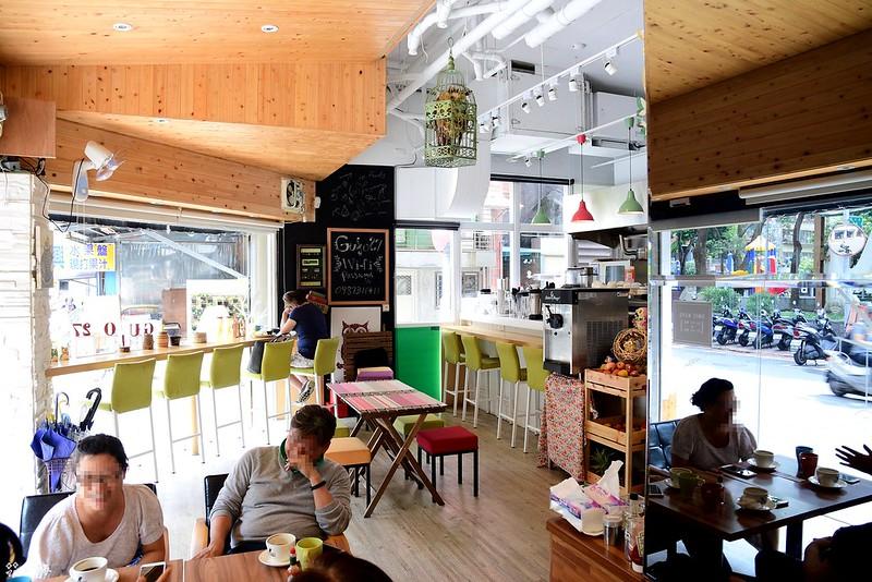 GUFO27菜單時間公休不限時台北咖啡早午餐下午茶推薦 (8)
