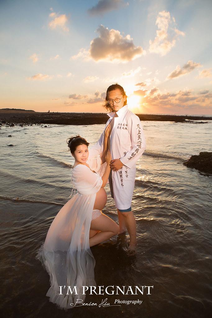 孕婦寫真,台灣北海岸,全家福寫真,寶寶寫真, 初生兒寫真,婚攝Benson