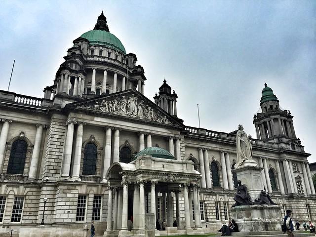 City Hall de Belfast (Uno de los imprescindibles que ver en Irlanda del Norte)